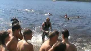 Зеленогорский триатлон 2011 плавание.MPG