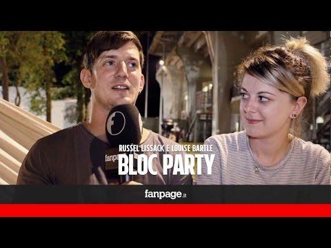 """I Bloc Party all'I-Days:""""Dopo l'estate pubblicheremo nuove canzoni"""""""