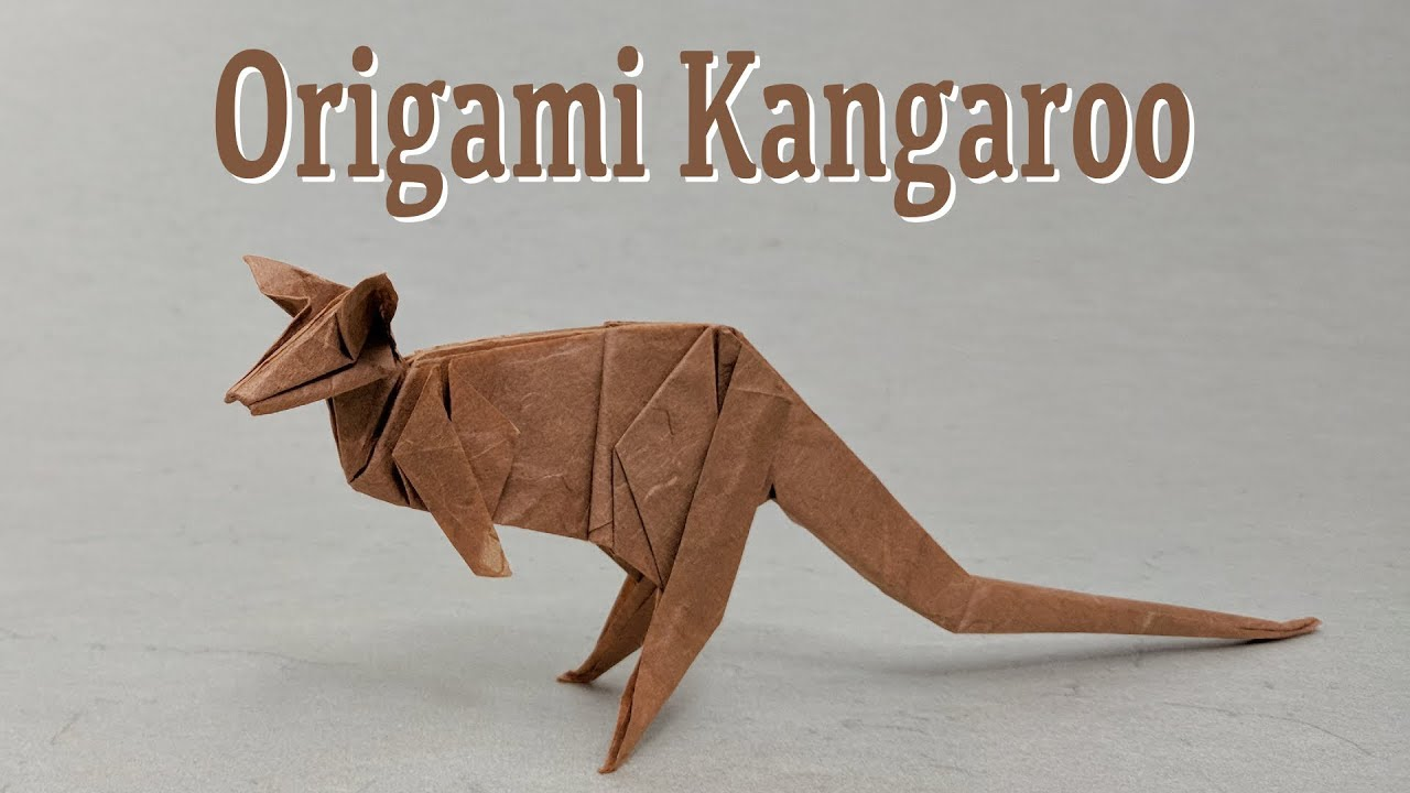 Animals in Origami by Fumiaki Kawahata Book Review | Gilad's ... | 720x1280