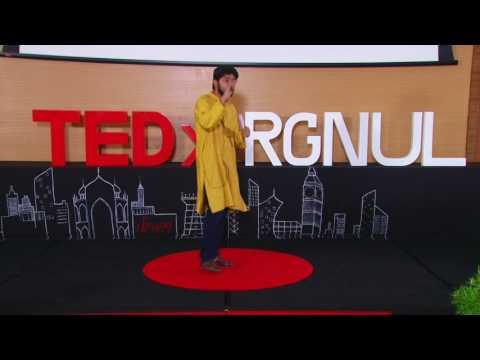 Mahabharata and Rule of Law   Apurv Mishra   TEDxRGNUL