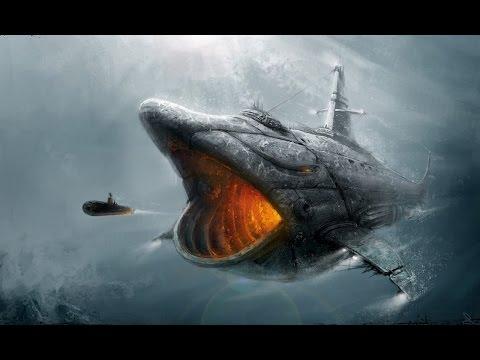 Самая большая подводная лодка в мире - Проект 941 Акула. Made in USSR
