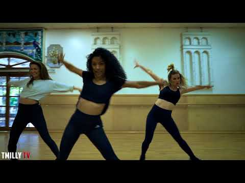 "INOJ ""Love You Down"" Choreography by TEVYN COLE"