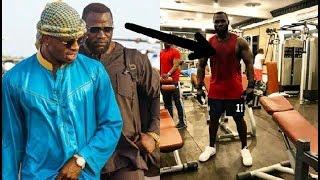 Bodyguard wa Diamond, Mwarabu Fighter apata AJALI apasuka KICHWA