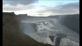 Gullfoss Waterfall, Iceland October 2011