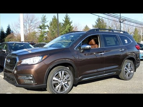 2019 Subaru Ascent Owings Mills MD Baltimore, MD #D9470001