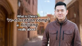 CGTN's Wang Guan: What's China's 're-education camp' in Xinjiang really about?