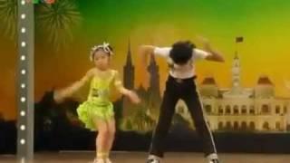 Tài năng nhí Đăng Quân - Bảo Ngọc tỏa sáng tại Việt Nam's Got Talent