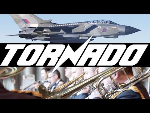Tornado: To the Last - Music composed by RAF Music to celebrate Tornado