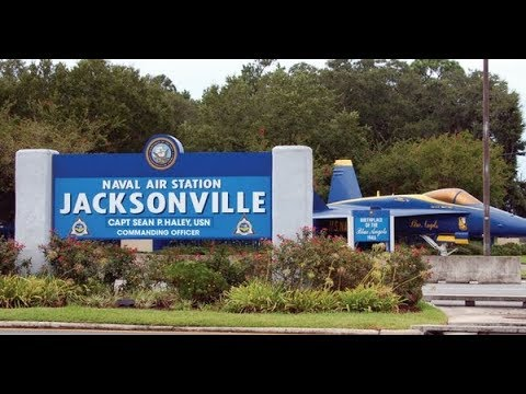 MILITARY WIFE MOVING TO JACKSONVILLE, FLORIDA!