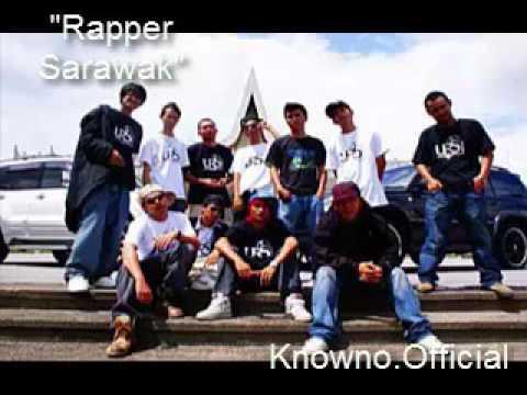 Rapper Sarawak (2008) - Knowno & Various