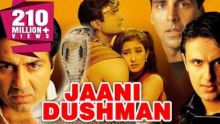 Jaani Dushman: Ek Anokhi Kahani (2002) Full Hindi Movie | Akshay Kumar, Sunny Deol, Manisha Koirala thumbnail