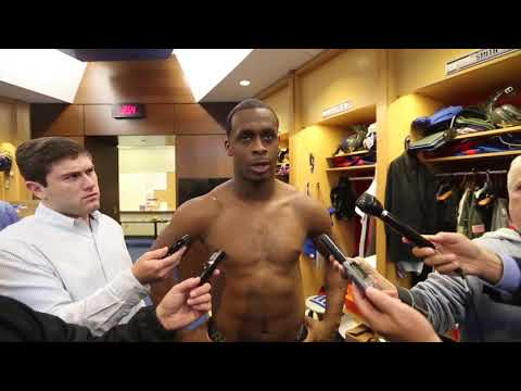 Geno Smith is excited to replace Eli Manning