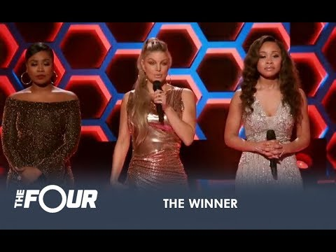 AND THE WINNER IS…. 'The Four' Season 1 Winner  Finale  The Four