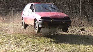 Suzuki Swift Hard Test