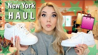 New York Haul!! // Broadway Merch & Summer Fashion