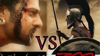 Bahubali 2 Trailer VS 300 || Hollywood Bahubali || Prabhas VS 300.