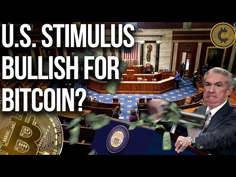 Cultivate Crypto #283: How Bullish Is The US Stimulus For Bitcoin? + $50,000 BTC