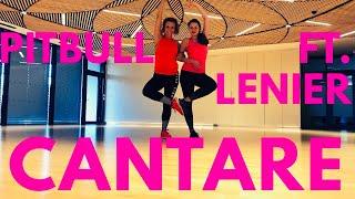 Cantare Pitbull Ft Lenier New Zumba dance choreography