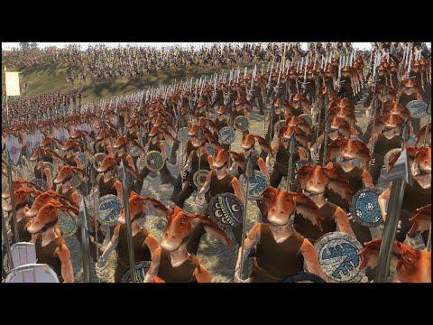 MARCH OF THE GUNGANS - Planetwar Total War Mod Gameplay