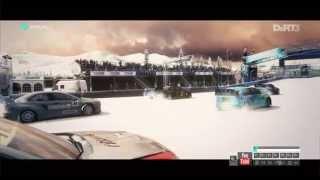 】Pilotage voiture circuit extreme rallye en ville【 Dirt3/4 d