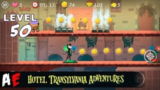 Hotel Transylvania Adventures LEVEL 50
