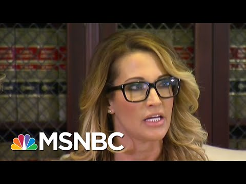 Trump Accuser Undercuts Trump Rebuttal Of Russian Prostitute | The Beat With Ari Melber | MSNBC