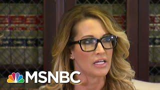 Trump Accuser Undercuts President's Russian Prostitute Rebuttal | The Beat With Ari Melber | MSNBC