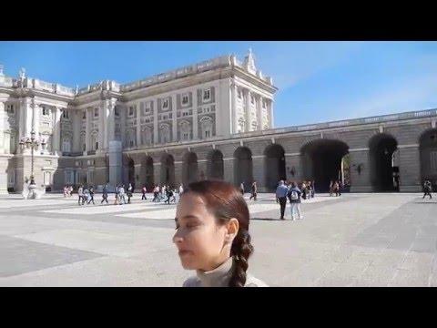 Жизнь в Испании. Королевский дворец в Мадриде.