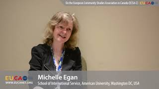 Dr. Michelle Egan on the European Community Studies Association in Canada (ECSA-C)