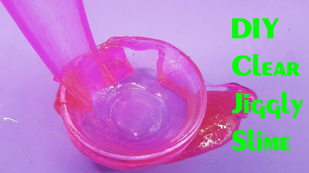Diy clear jiggly slime how to make clear jiggly slime no borax diy clear jiggly slime how to make clear jiggly slime no borax ccuart Choice Image