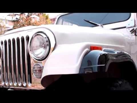 Jeep CJ7 5.9L 360 V8