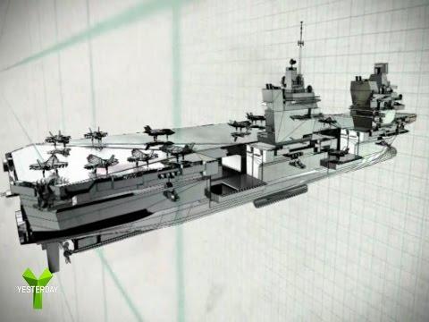 Impossible Engineering | HMS Queen Elizabeth | Yesterday