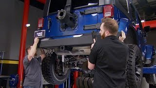 Trail-Worthy Upgrades For A Stock Jeep JK - Truck Tech S3, E8