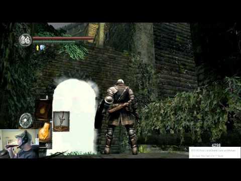 Dark Souls - Drunkthrough Part 9: The Capra Demon