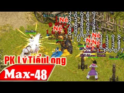 Pk VL2- LýTiểuLong VS HoàngLuân 5-0 Tỷ Số Như Trong Phim | NhacMax -P48