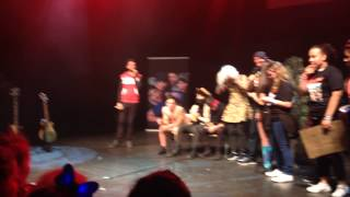 Janoskians- Jahoo Jahaa London 06/09/15: Dysfunctional Family