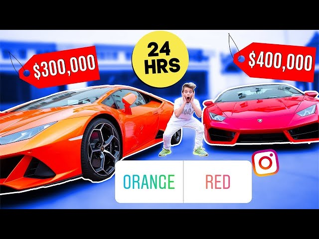 INSTAGRAM followers Control My Life For A Day**24 HOUR CHALLENGE**I Gavin Magnus