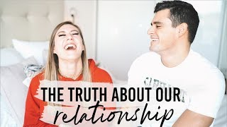 CHEATING, JEALOUSY, GETTING MARRIED & SECRETS | COUPLE'S Q&A