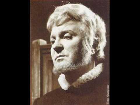 Nicolai Gedda - Confort Ye My People . Ev´ry Valley Shall Be Exalted - Messiah G.F. Haendel