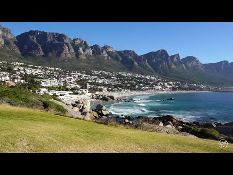 The Summer Beach Paradise - Camps Bay in Cape Town