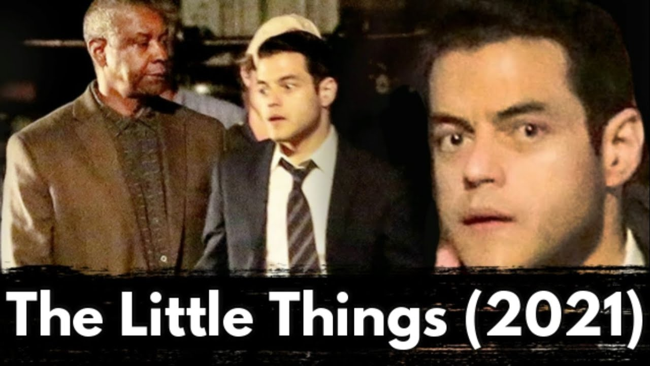 Download The Little Things (2021) Official Cast, Story, Denzel Washington, Rami Malek, Jared Leto