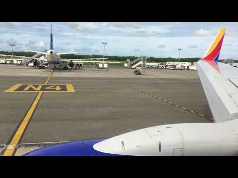 Southwest Airlines Flight from Punta Cana to Baltimore