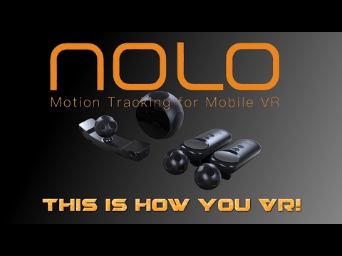 Interview - Nolo: VR Motion Controllers for Mobile VR and SteamVR!