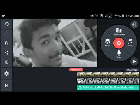 How To Make Whatsapp Status Video | Android 📱 Esay Kine Master | In Hindi👍