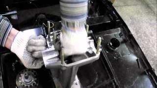 Snowmobile shu yerga uchun tuning bir kit - 2 satr super og'ir-e'tibor zanjir + sprockets