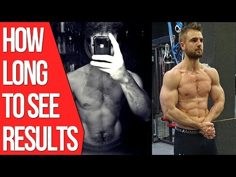 How Long Before You Start Seeing Results - Reflections From My Fitness Journey