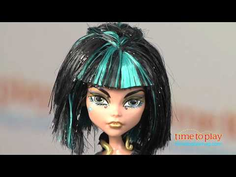 Monster High Ghouls Rule Cleo de Nile from Mattel
