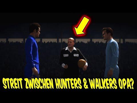 FIFA 19 THE JOURNEY 3 - Kommt es zum STREIT zwischen HUNTERS & WALKERS OPA? - Story Karrieremodus #1