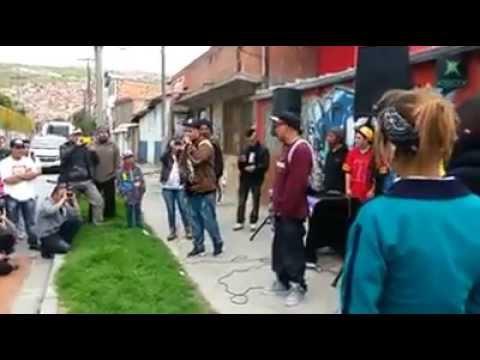 "Freestyle Warrior - Norick ""Colombia"""