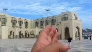 مدينة الدار البيضاء كازابلانكا المغرب Casablanca, Morocco
